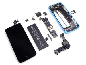 iPhone 5c ремонт