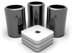 Замена и ремонт Mac mini, Mac Pro по гарантии Apple