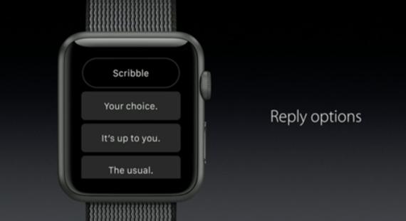 Apple представила watchOS 3