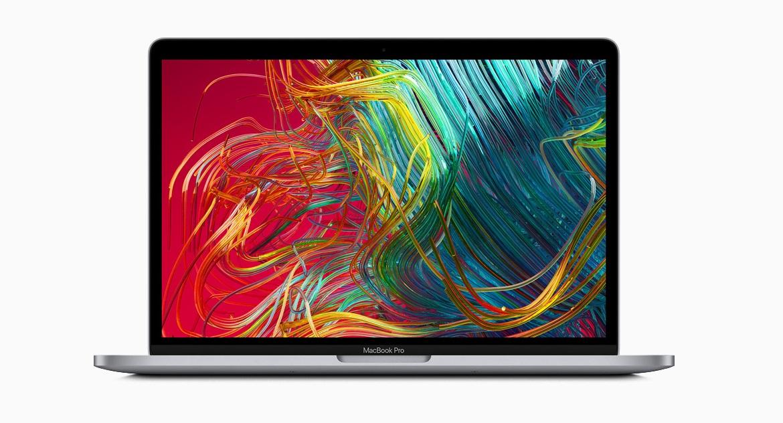 13-дюймовый MacBook Pro оснащен великолепным дисплеем Retina с более чем 4 миллионами пикселей и миллионами цветов, 500 нит яркости и поддержкой широкой цветовой гаммы P3.