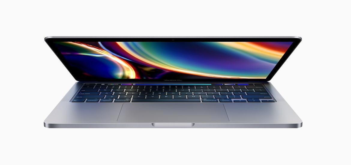 Обновленный Apple MacBook Pro 13 с Magic Keyboard