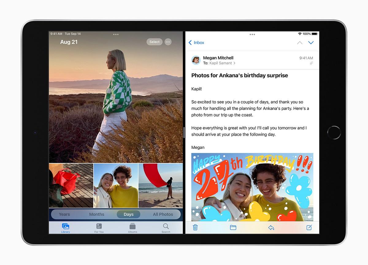 iPadOS 15 предлагает еще больше уникальных возможностей, которые раздвигают границы того, что пользователи могут делать на iPad.